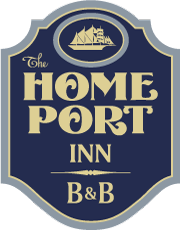 [logo] The Home Port Inn B&B